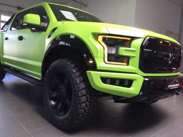 Ford Raptor Umbau Seite - AK Customs