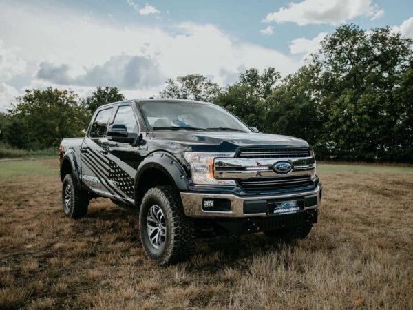 Ford Truck Tuning - AK Customs