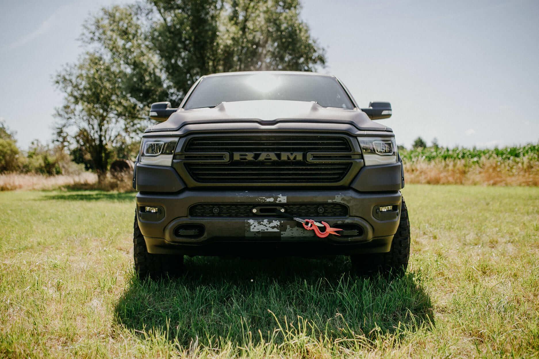 RAM Laramie RAM-BO 1