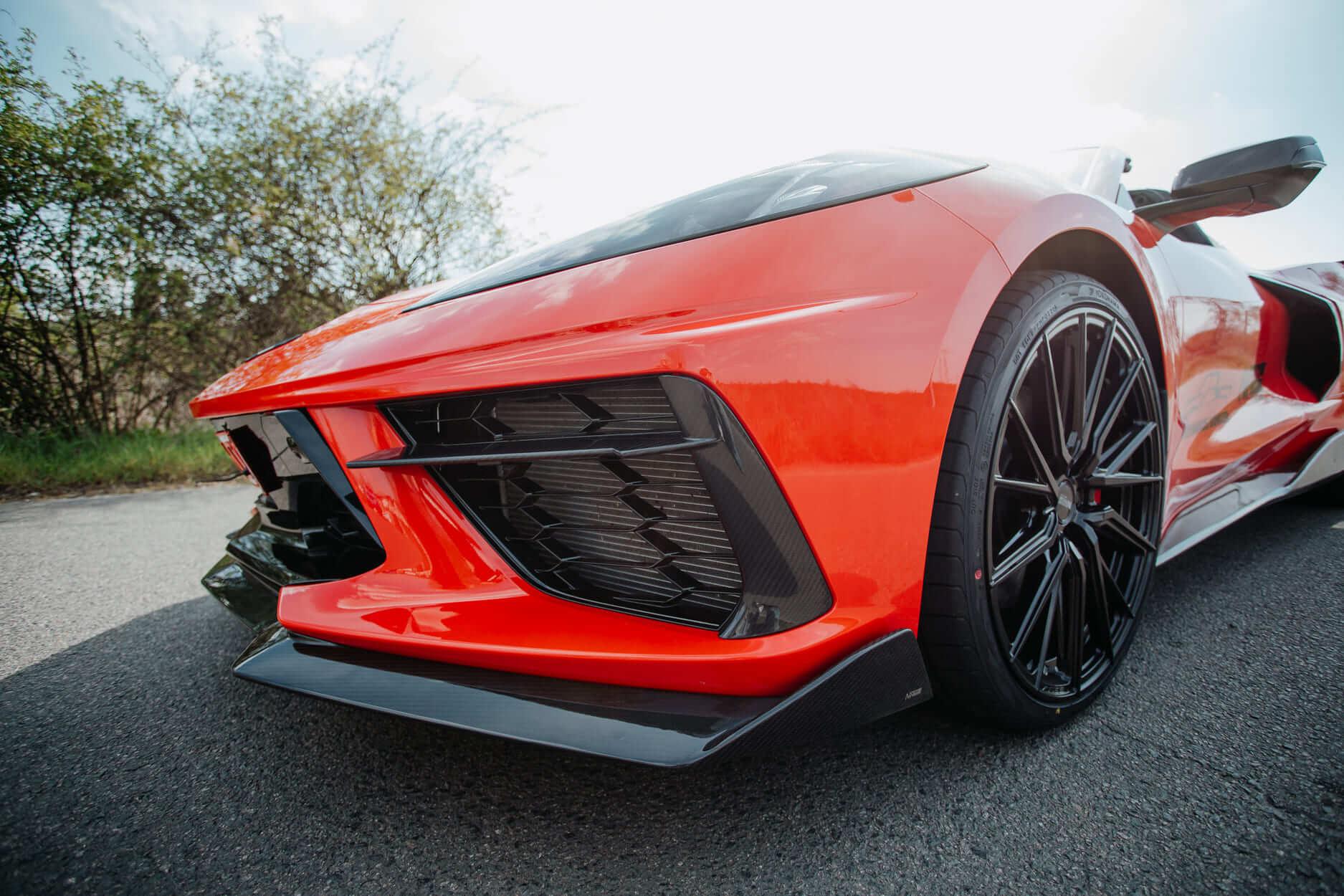 Corvette C8 NAP Carbon